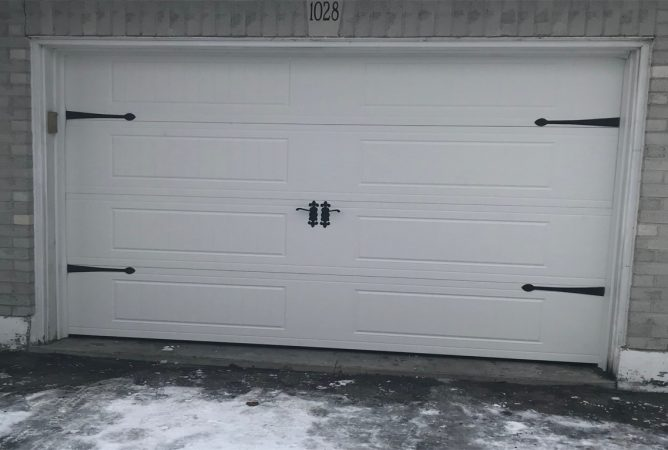 New Garage Doors Hamilton